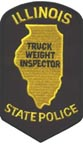 Truck Weight Inspector Patch